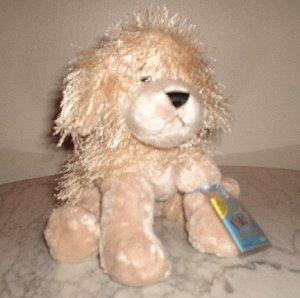 Webkinz by GANZ Golden Retriever Dog New with tags **Adopt Me**
