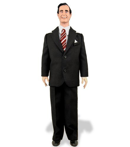 George H.W. Bush Talking Action Figure New NIB