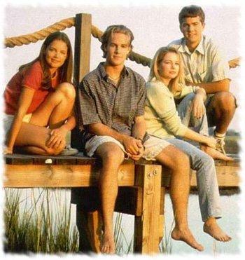 Dawson's Creek - The Complete Series 1-6 + Finale *NEW DVD SET*