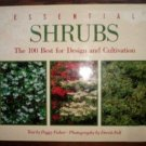 Essential Shrubs Hardcover