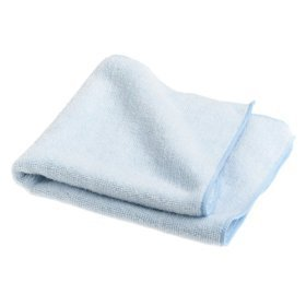 Terry Microfiber Dishcloth Set of 5, Blue or White *New in Packages*