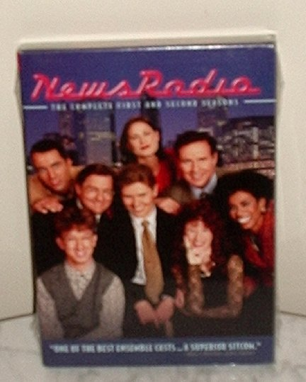 NewsRadio - The Complete First & Second Seasons (1995) NEW, sealed dvd boxset