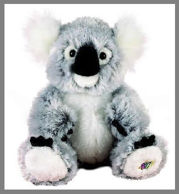 Webkinz KOALA Bear New with unregistered tags *very cute*