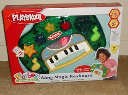 Hasbro Playskool Song Magic Keyboard toy  - NEW in BOX