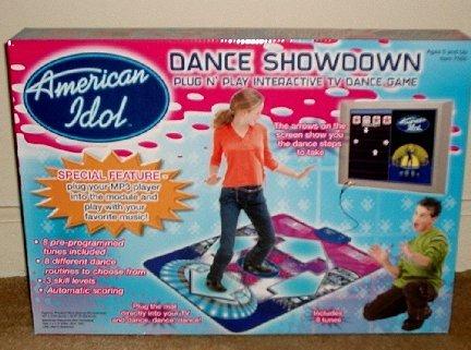 NEW American Idol Dance Showdown Plug N Play MP3 TV game NIB