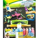 NEW Crayola 3-D Activity Kit Underwater Adventure with 3D chalk NIP