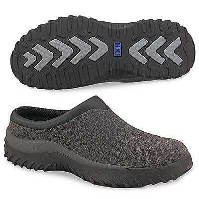 NEW Keds Gale Wool clogs mules shoes (gray or navy)  womens 7.5 7 1/2 NIB