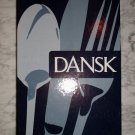 NEW Dansk Cafe Blanc Steak Knife (Set of 4 knives) NIB