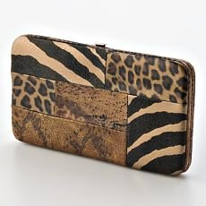 New apt. 9 Patch Wallet NIP Great Gift idea! Ships FAST!