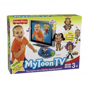 Fisher-Price My Toon TV Brand New great Christmas gift