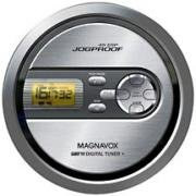 Magnavox Mpc 500 Personal Am fm cd mp3 Player
