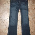 NEW DIESEL ITALY MADE STRETCH BOOTCUT JEANS Sz 27