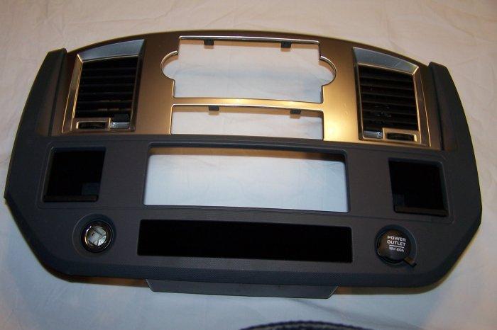 Dodge RAM  Dashboard Center Piece
