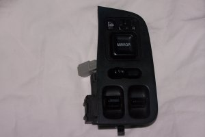 Acura CL Master window power switch