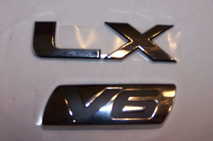 Honda accord emblem