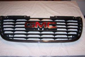 GMC yukon front grill.