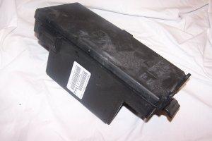Dodge RAM fuse boxs assy under hood