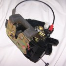 Jaguar front drivers door lock assy.