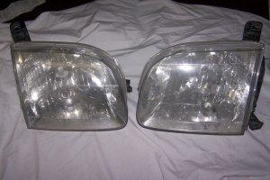 Toyota sequoia headlights