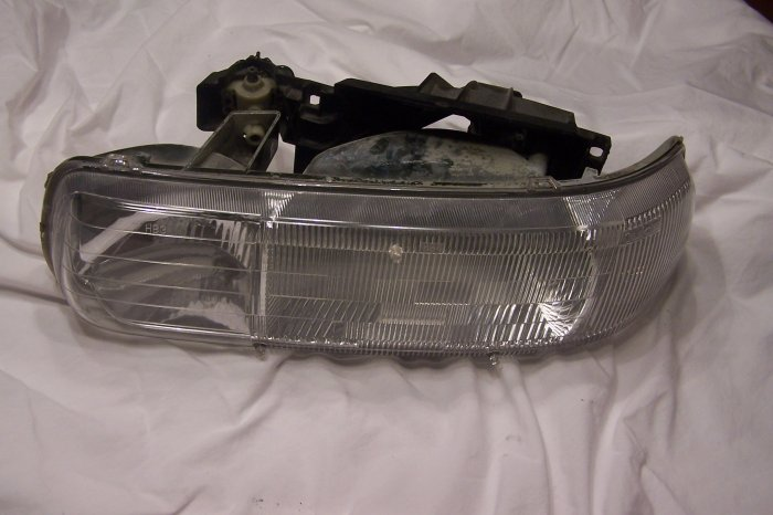 Chevy  Tahoe /Suburban front wiring  headlamp assy