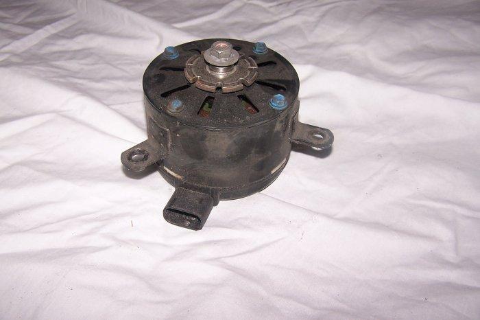 Chrysler p/t cruiser fan motor