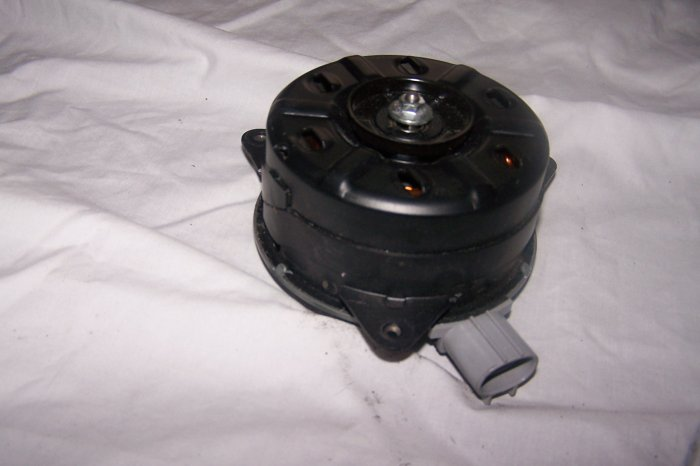 Toyota corolla engine Fan motor