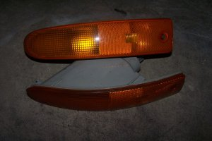 Mitsubishi ecilpse front trun signals LF and RT