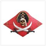 Pirate Plaque