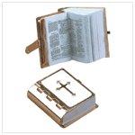 Set of 12 Mini Holy Bibles
