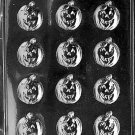 PUMPKIN MINTS CHOCOLATE CANDY MOLD-CANDY,SOAP,PLASTER MOLD MOLDS