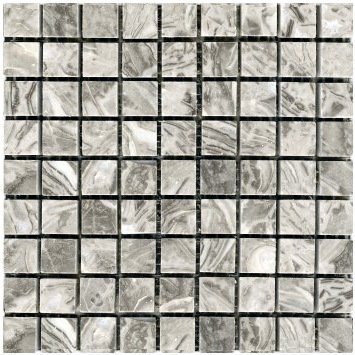 Polished Overlord 10mm Tesserae Partial Sheets