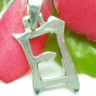 925 STERLING SILVER CHINESE SYMBOL CHARM / PENDANT - DAY