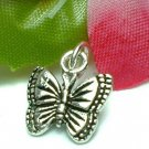 925 STERLING SILVER BUTTERFLY CHARM / PENDANT