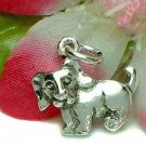 925 STERLING SILVER PUPPY DOG CHARM / PENDANT