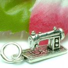 925 STERLING SILVER SEWING MACHINE CHARM / PENDANT