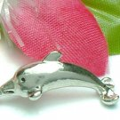 925 STERLING SILVER DOLPHIN CHARM / PENDANT