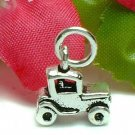925 STERLING SILVER ANTIQUE CAR CHARM / PENDANT