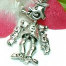 925 STERLING SILVER POPEYE (MOVES) CHARM / PENDANT