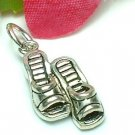925 STERLING SILVER LADIES SANDALS CHARM / PENDANT