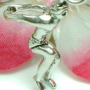 925 STERLING SILVER DIVING MALE DIVER CHARM / PENDANT