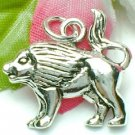 925 STERLING SILVER LION CHARM / PENDANT