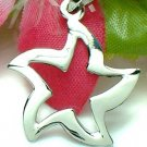 925 STERLING SILVER STAR CHARM / PENDANT
