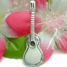 925 STERLING SILVER GUITAR CHARM / PENDANT
