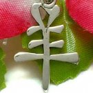 925 STERLING SILVER CHINESE SYMBOL CHARM / PENDANT - GOAT