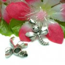 925 STERLING SILVER DRAGONFLY CHARM / PENDANT
