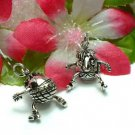 925 STERLING SILVER HUMPY DUMPY (MOVES) CHARM / PENDANT