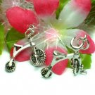 STERLING SILVER BONE SHAKER VELOCIPEDE BICYCLE CHARM