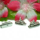 925 STERLING SILVER RIVER BOAT CHARM / PENDANT #39