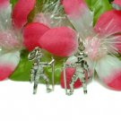 925 STERLING SILVER MOUNTAIN CLIMBER CHARM PENDANT #54