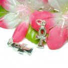 925 STERLING SILVER EGYPTIAN ANKH CHARM / PENDANT